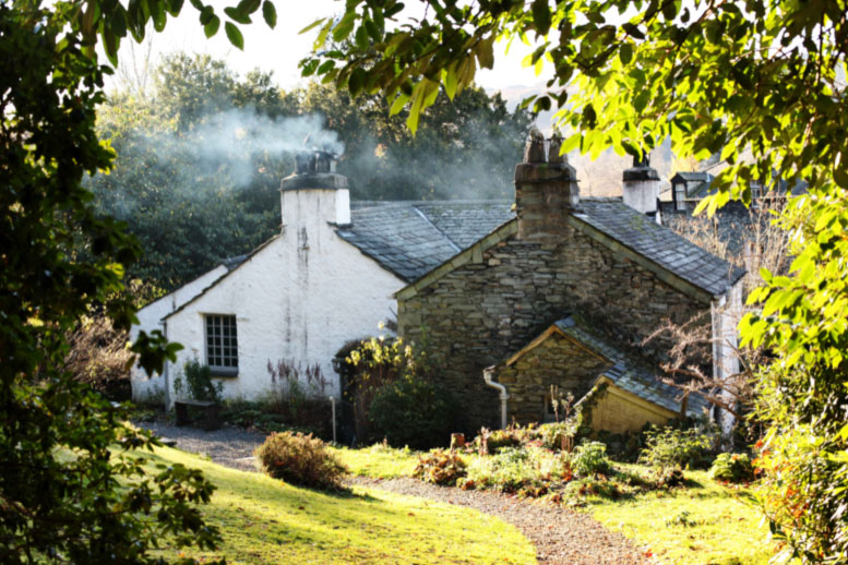 Wordsworth a literary heart of the lake district great british writers feature modes - The writers cottage inspiration by design ...