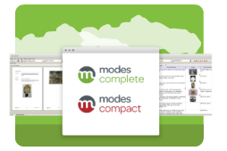 Modes Compact and Complete collections software